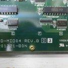 Yaskawa Motoman JANCD-MIO04 PC Board Rev B I/O Board DF9201221-B0N