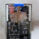 Omron MKS2PINDC24 24 VDC DPDT Cube Relay 250 V 10 Amp Contact Rating MKS2PIN