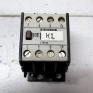 Siemens 3TB4010-0A 20 Amp 220 VAC Coil Motor Starter Contactor 1 Aux NO new