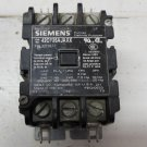 Siemens 42CF35AJAXX Furnas Definite Purpose 40 Amp 3 Pole 20 HP Contactor