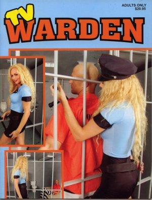 TV Warden Magazine MINT Transsexual Shemale Tranny