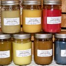 Blueberry Muffin 12oz Jar Candle