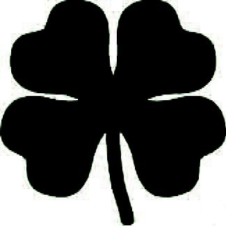 Shamrock Decal vinyl decal customize
