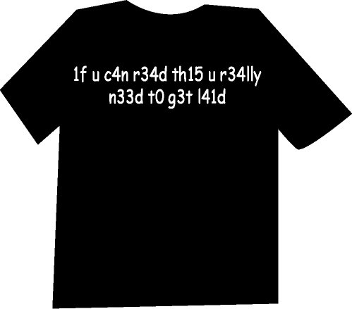 If you can read this you really need to get laid  Funny  T-Shirt NEW
