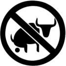 NO BULL Funny Vinyl Decal