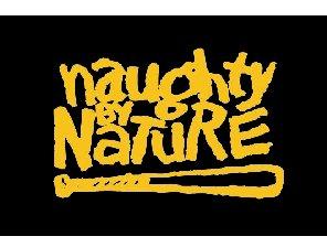 Naughty By Nature Baseball T-Shirt NEW