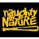 Naughty By Nature Baseball T-Shirt NEW