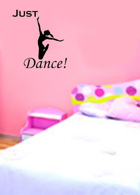 Dance Wall Art Vinyl Decal