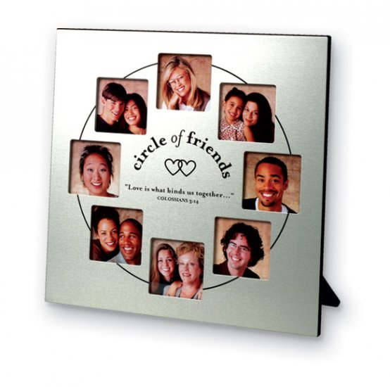 Circle of Friends Frame