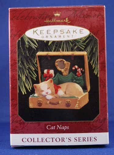 Cat Naps 1997 - 4th in Series