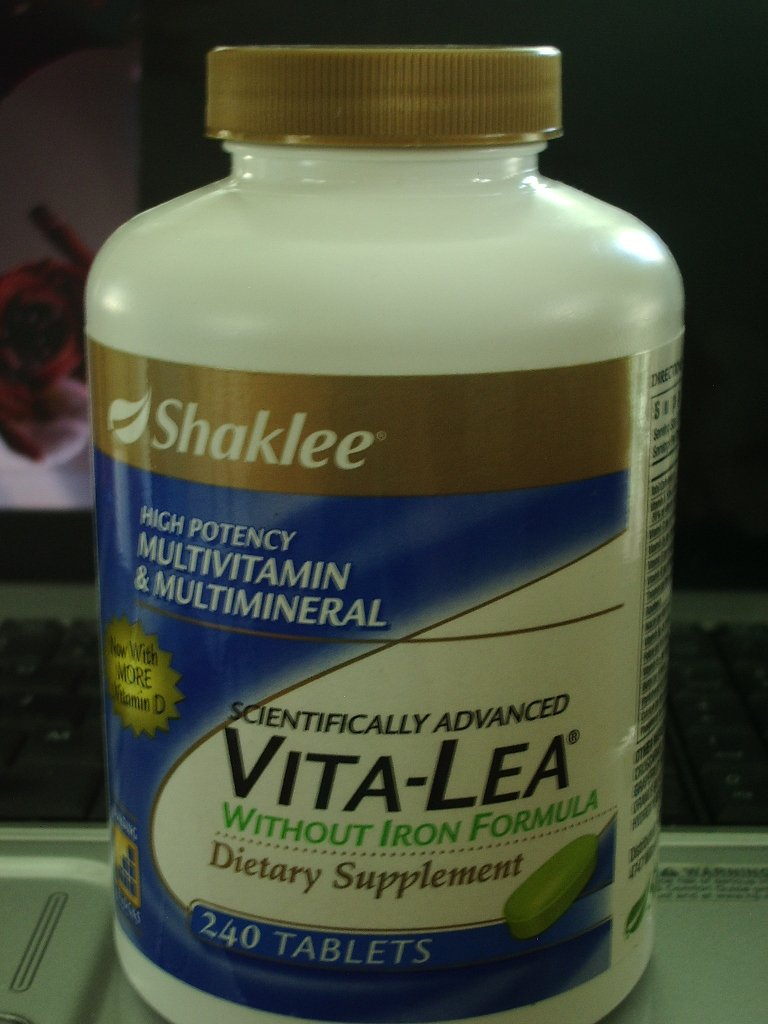 Buy Shaklee Vitamins - Shaklee vita lea NO iron -High potency Multivitamin & Multimineral 24