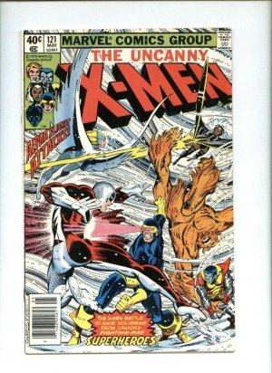 Uncanny X-Men (1963) Issue 121 VF+ Marvel Comics, Alpha Flight