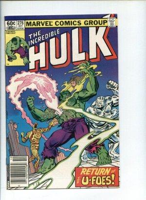 Incredible Hulk Volume 2(1968) Issue# 276 NM-
