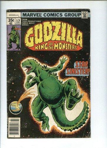 Godzilla Comic Issue #12