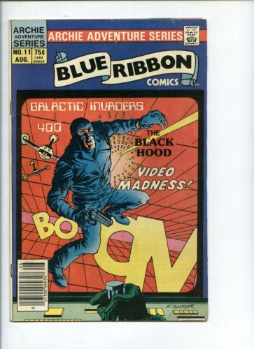 Blue Ribbon 11 comic