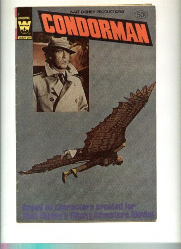Condorman 3 comic