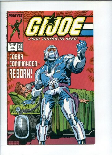 GI Joe 58 comic