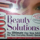 Beauty Solutions The Ultimate One Step Advisor for your Everyday Beauty Questions