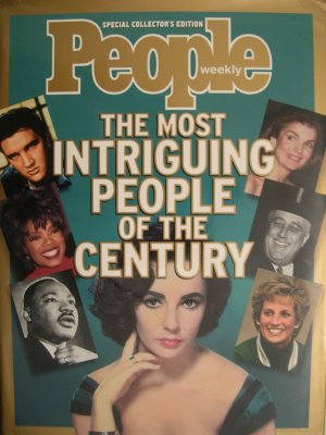 People: The Most Intriguing People of the Century (Hardcover)