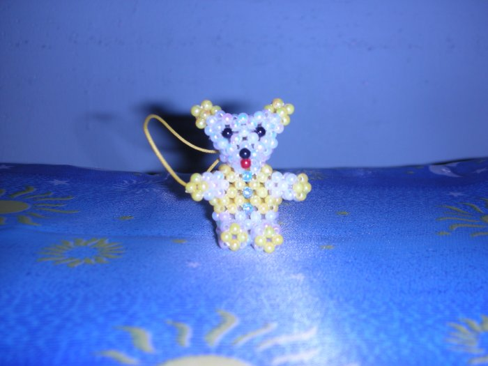 Beary Bear - Yellow