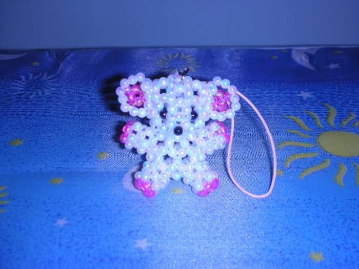 Beary Bear II - Pink (D.I.Y)