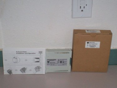 Free USA Shipping With Carlo Gavazzi SPD12101 120/208/240V POWER SUPPLY DIN-RAIL