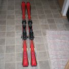 Free USA Shipping With 2007 ROSSIGNOL REBEL FREERIDE SKIS 160cm & Maker Binders