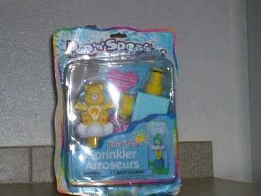 Free USA Shipping With Funshine Care Bear Pop'n'Splash Sprinkler Arroseur System