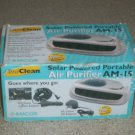 Free USA Shipping With Amcor AM-15 Solar / 12 Volt & AC Powered Air Purifier