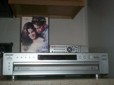 $0 USA Shipping With Sony DVP-NC615 5 CD/DVD Player W/PlayXchange/Remote & 1 DVD