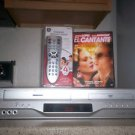 Refurbished Toshiba SD-V393 VCR/DVD Combo Player With 4-1 Remote & 1 Movie