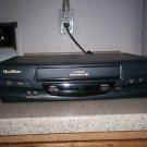Refurbished Quasar VHQ-M40 4 19U Heads VCR W/ Tuner & Omnivision