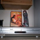 $0 Shipping With Toshiba SD-K220 VCR/DVD Combo Player With 4-1 Remote & 1 Movie
