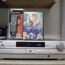 Refurb. Panasonic SH-AT65 1000W Receiver 5 DVD Player Only W/ 5.1/4-1 Remote/DVD