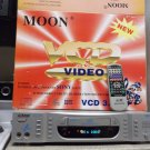 Refurbished Moon VCD-Y738 Video CD Disk Player With L/R Line Out & OEM Remote