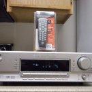 Refurbished JVC RX-5032VSL 500W 5.1 Silver Receiver Only W/ Bundled 4-1 Remote