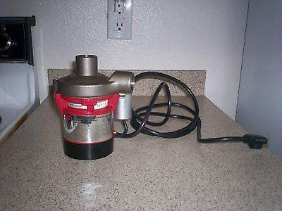 $0-Ship/Teel Model 4RH09 Circulating Pump - 115vac 1/50hp W/Stainless Steel Head