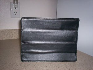 $0 USA Shipping With iHome Smart Book Case W/ Magnetic Panels for iPad 2-3 Black