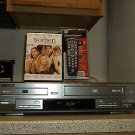 $0-Ship W/Refurbished Go Video DVR4400 VCR/DVD Combo Player W/4-1 Remote & 1 DVD