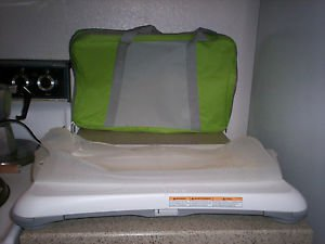 $0-Ship W/ Refurbished Wii Fit (Nintendo Wii, 2008) Balance Board W/ Cover & Bag