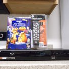 $0-Ship W/Refurbished SamSung BD-P1590 Upscale Blu-Ray Player W/Remote & 1 Movie