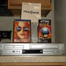 $0 Ship W/Refurbished Insignia IS-DVD040924 DVD Player W/OEM Remote & DVD Movie