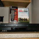 $0-Ship W/Refurbished Sony SLV-D281P VCR/DVD Player W/ 4-1 Remote & 1 DVD Movie