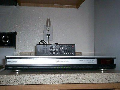 $0 USA Shipping With Panasonic DVD-F61A 5 DVD Player W/DVD Ram Playback & Remote
