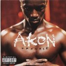 Akon Trouble CD Like-New