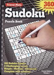 Book of 360 Sudoku Games Brand New