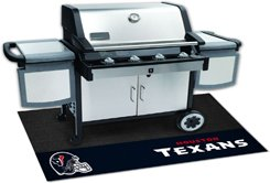 HOUSTON TEXANS BBQ Grill Decorative Grease Mat