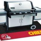 KANSAS CITY CHIEFS BBQ Grill Decorative Grease Mat