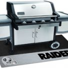 OAKLAND RAIDERS BBQ Grill Decorative Grease Mat