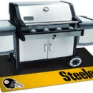 PITTSBURGH STEELERS BBQ Grill Decorative Grease Mat